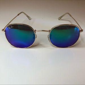 Rayban sunglasses round